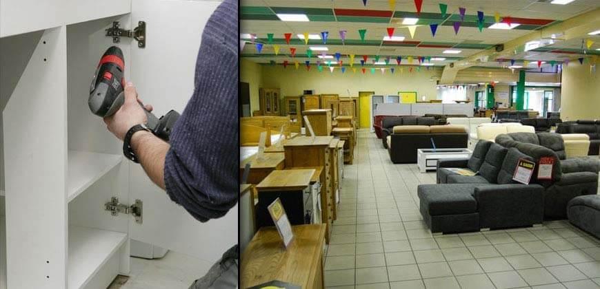 zhtransports d m nagements location camion avec chauffeur livraison montage de meubles. Black Bedroom Furniture Sets. Home Design Ideas